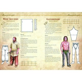 Make Your Own Medieval Clothing - Viking Garments
